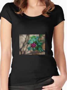 Yet another Rose Women's Fitted Scoop T-Shirt
