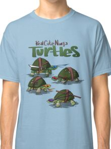 Real cute ninja turtles Classic T-Shirt