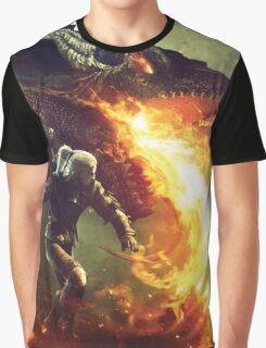 Witcher - Assassins of Kings Graphic T-Shirt