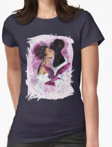 tenderness Womens Fitted T-Shirt