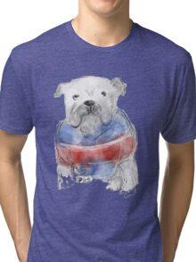 Western Bulldogs ( Go Doggies! ) Tri-blend T-Shirt
