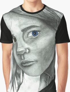 Heterochromia Graphic T-Shirt