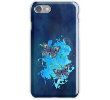 Watercolour Butterfly 09 iPhone Case/Skin