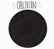 Oblivion by artsandthings