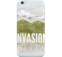 Invasion - Summer of discontent iPhone Case/Skin
