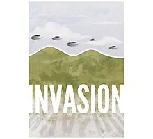 Invasion - Summer of discontent Photographic Print