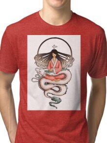 Sen & Haku Tri-blend T-Shirt