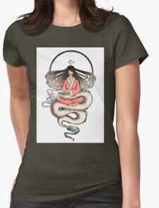 Sen & Haku Womens Fitted T-Shirt