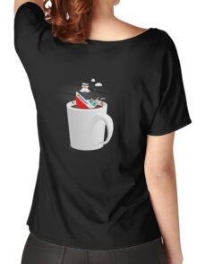Captain Monday Women's Relaxed Fit T-Shirt
