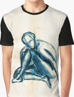 sketch Graphic T-Shirt