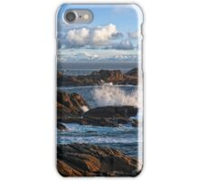 rough breton shore iPhone Case/Skin