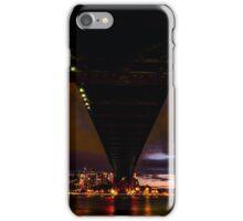 Under a Bridge iPhone Case/Skin