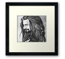 Thorin Oakensheild Framed Print