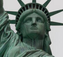 Statue of Liberty. Sticker