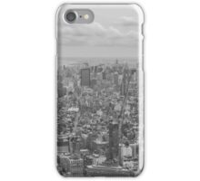 Manhattan From Above iPhone Case/Skin