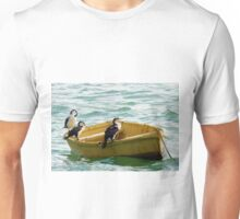 Stop rocking the boat Unisex T-Shirt
