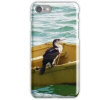 Stop rocking the boat iPhone Case/Skin