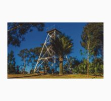 The Poppethead Lookout - Bendigo, Victoria One Piece - Short Sleeve