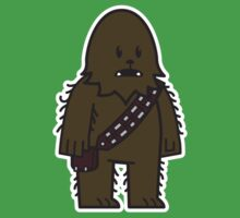 Mitesized Wookie Kids Clothes