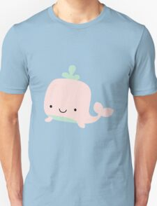 Whale PINK Unisex T-Shirt