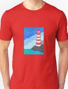 Lighthouse 2 Unisex T-Shirt