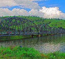 Bethanga bridge by ndarby1