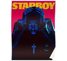 Starboy Poster