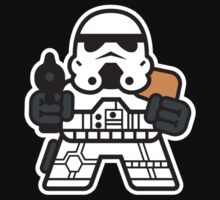 Mitesized Trooper by Nemons