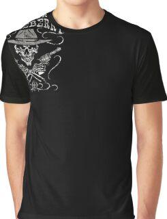 I'm Your Huckleberry Skull Gun Tee Shirt Graphic T-Shirt