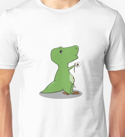 A CUP OF COFFEE?  Unisex T-Shirt