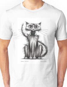 Norman the cat Unisex T-Shirt
