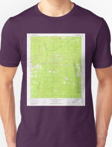 USGS TOPO Map Arkansas AR Prague 259446 1964 24000 Unisex T-Shirt