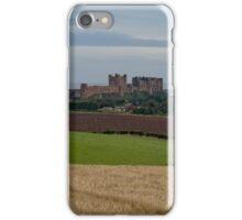 Bamburgh Castle iPhone Case/Skin