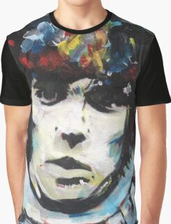 Ian Brown Graphic T-Shirt