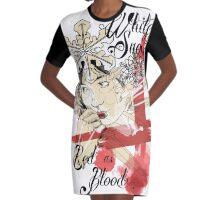 Snow White Graphic T-Shirt Dress