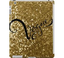 VOGUE COLLECTIONS! iPad Case/Skin