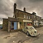 The Goathland Hotel  by Rob Hawkins