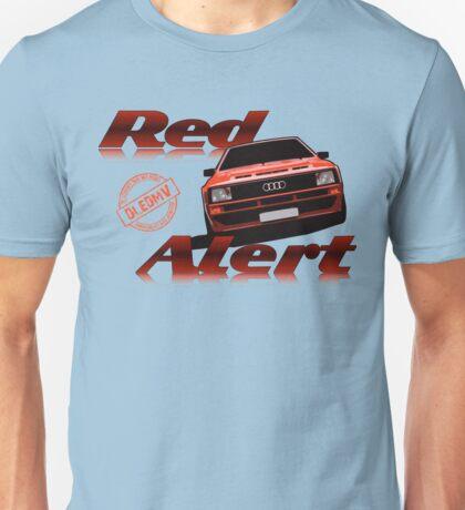 DLEDMV - Red Alert T-Shirt