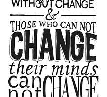 """""""Progress"""" Typographic Quote by Lauren Riley"""