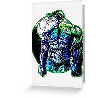 Orcs Greeting Card