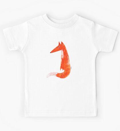 Just a Fox Kids Tee