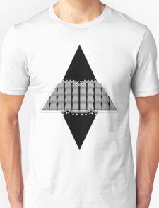 The M Machine Virtual M Vector Unisex T-Shirt