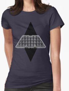 The M Machine Virtual M Vector Womens Fitted T-Shirt