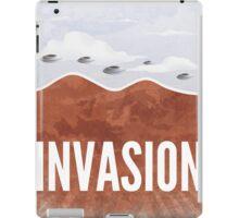 Invasion - Autumn of Humanity iPad Case/Skin