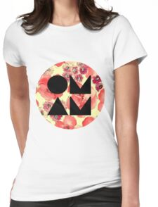Of Monsters and Men Logo Womens Fitted T-Shirt