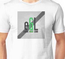 eGL Gaming Logo Square Unisex T-Shirt