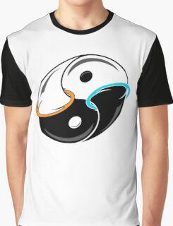 Darkness and Light...and Portals Graphic T-Shirt
