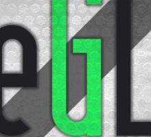 eGL Gaming Logo Sticker