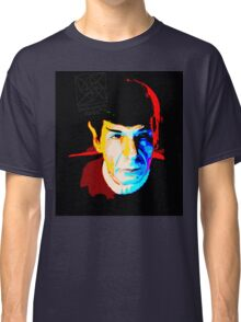 Spock Sure Is One Colourful Lad Classic T-Shirt