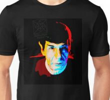 Spock Sure Is One Colourful Lad Unisex T-Shirt
